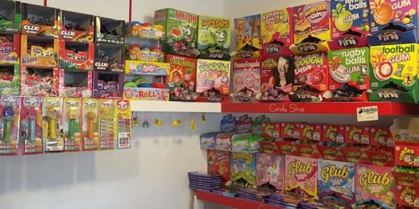 candy shop fotos